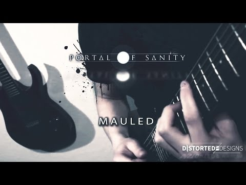Mauled - Guitar Video Part III - Portal of Sanity - Arpeggios, Sweep Picking, Alternate Picking