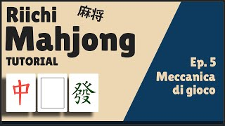 Mahjong! - Episodio 5 - Meccanismo di Gioco