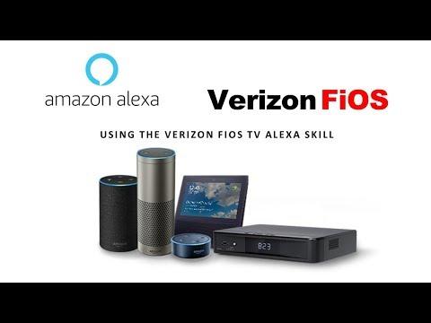 Verizon Fios Alexa Skill Made Simple