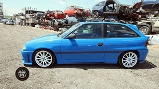 Project 3: Opel Astra F Gsi