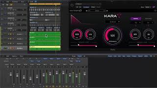 kara pluck and delay plugin 7 xmas sale vst logic pro ableton fl studio cubase