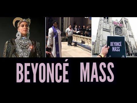 'Beyoncé Mass' the OCCULT & WORSHIP of FALSE IDOLS!