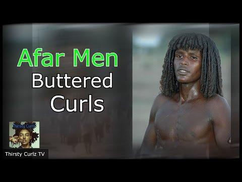 Afar Men Buttered Curls