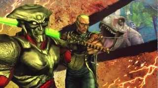 Street Fighter x Tekken- Yoshimitsu and Raven- [HD]- [Walkthrough]