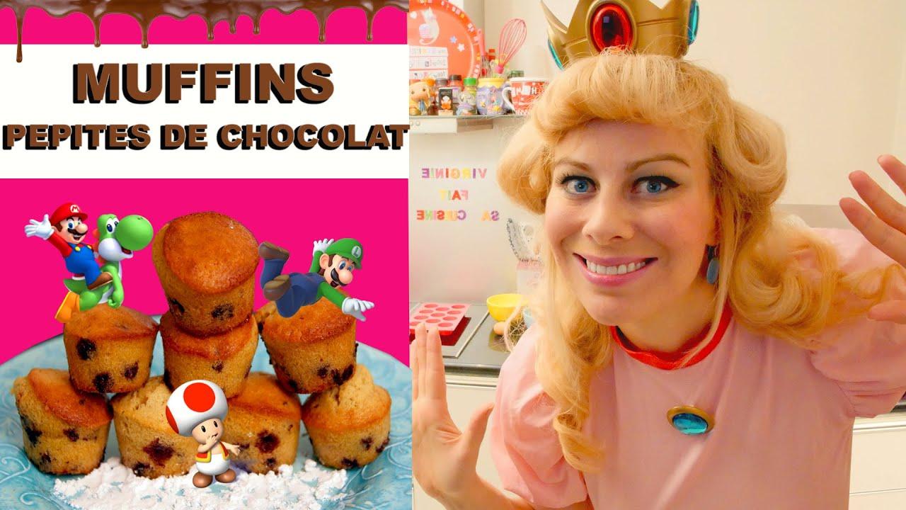 Muffin chocolat recette gateau facile virginie fait sa cuisine 34 youtube - Samantha fait sa cuisine ...