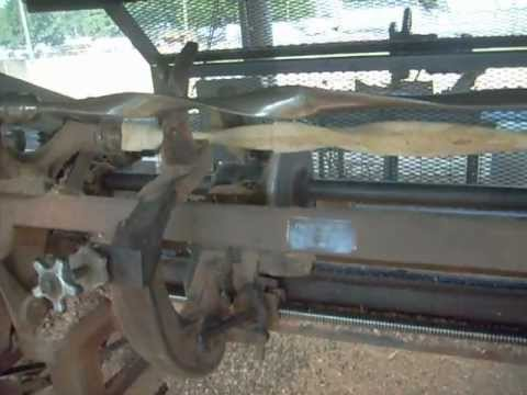 Unique Ober Wood Turning Lathe At Wauseon Ohio Making