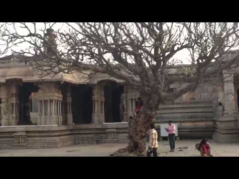 Hampi India (Humpi) - 2016 Hyperlapse Timelapse