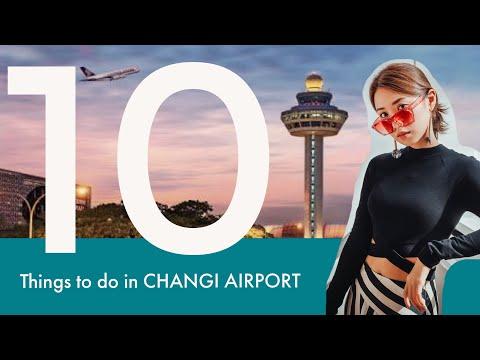 10 Things to Do In Changi Airport   Kryz Uy