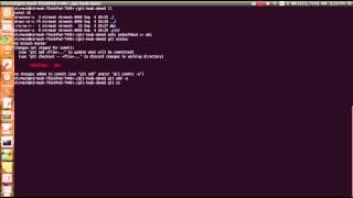 Git Hooks demo