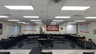 Board of Education Meeting 8/12/2020
