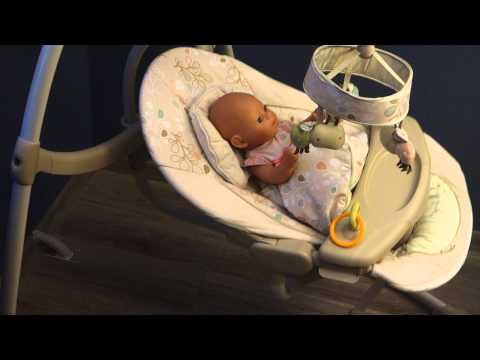 """Видео обзор детской качели Bright Starts 60062 """"Джунгли""""из YouTube · Длительность: 1 мин48 с"""