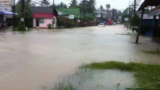Thailand, Koh Samui flood 28.03.2011