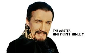Doctor Who | The Master | Anthony Ainley