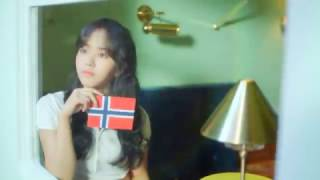 "[ASMR] 스코노 김소현 스니커즈 ""노르웨이…"