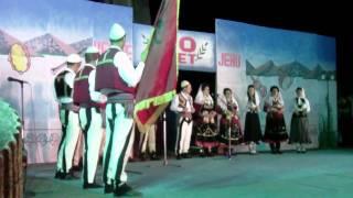 """Sh.K.A """"Ded Gjo Luli në Festivalin """"Këngë jeho"""" në Strugë - Maqedoni part2"""