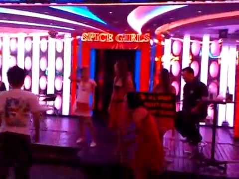 Soi Cowboy Spice Girls Bangkok Nightlife Street - YouTube
