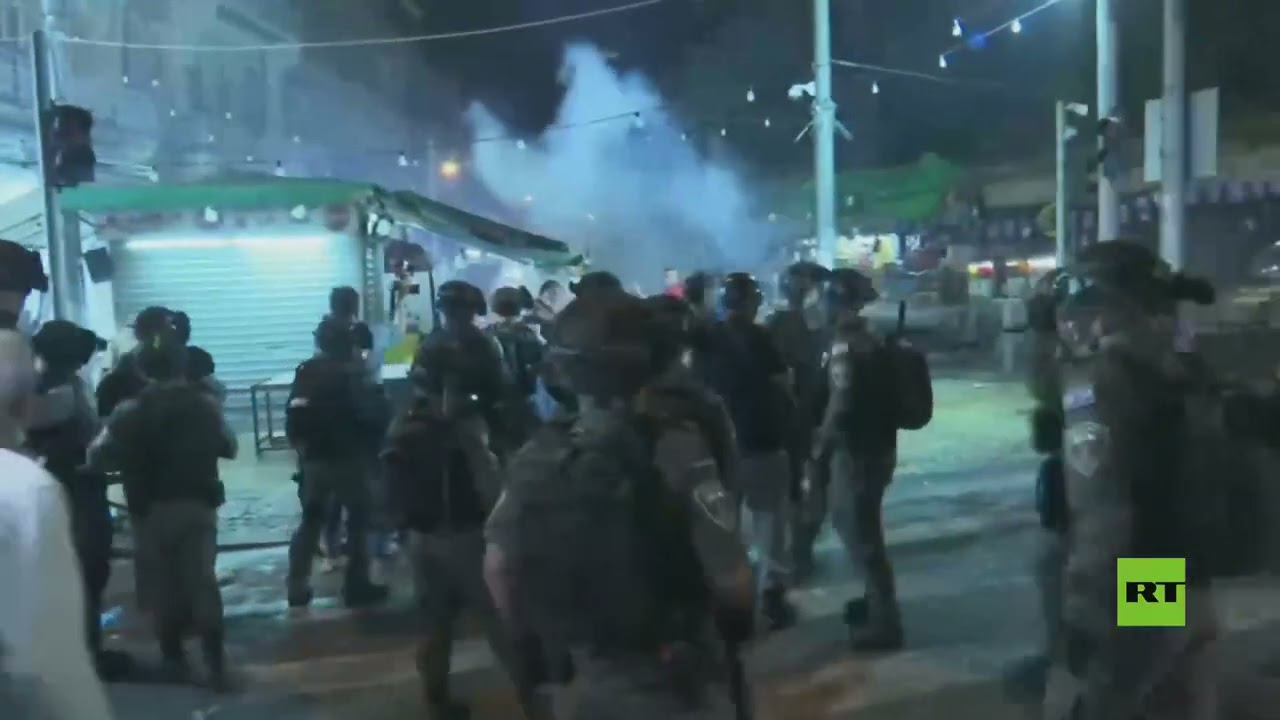 القوات الإسرائيلية تقمع تظاهرات في القدس  - نشر قبل 6 ساعة