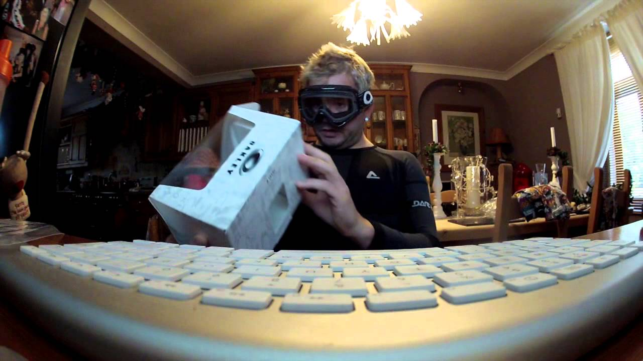 unboxing review new oakley enduro o frame goggles dual vented lens
