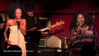 What About Love? (The Color Purple) - Allison Semmes & Maia Wilson - Bway Sings For Pride