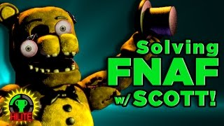 One of GTLive's most viewed videos: GTLive: FNAF Theorists SURPRISED BY SCOTT! (HIGHLIGHTS)