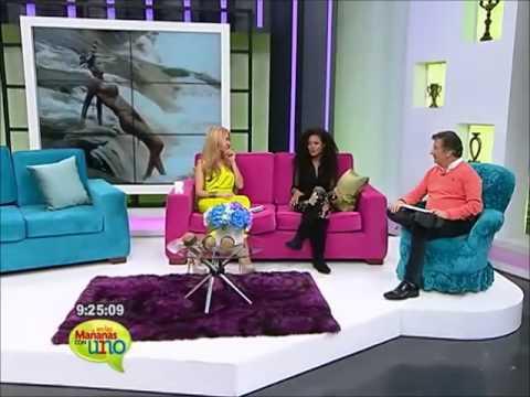 Brenda Hanst, La Fisioterapeuta Más Sensual De La Televisión Colombiana