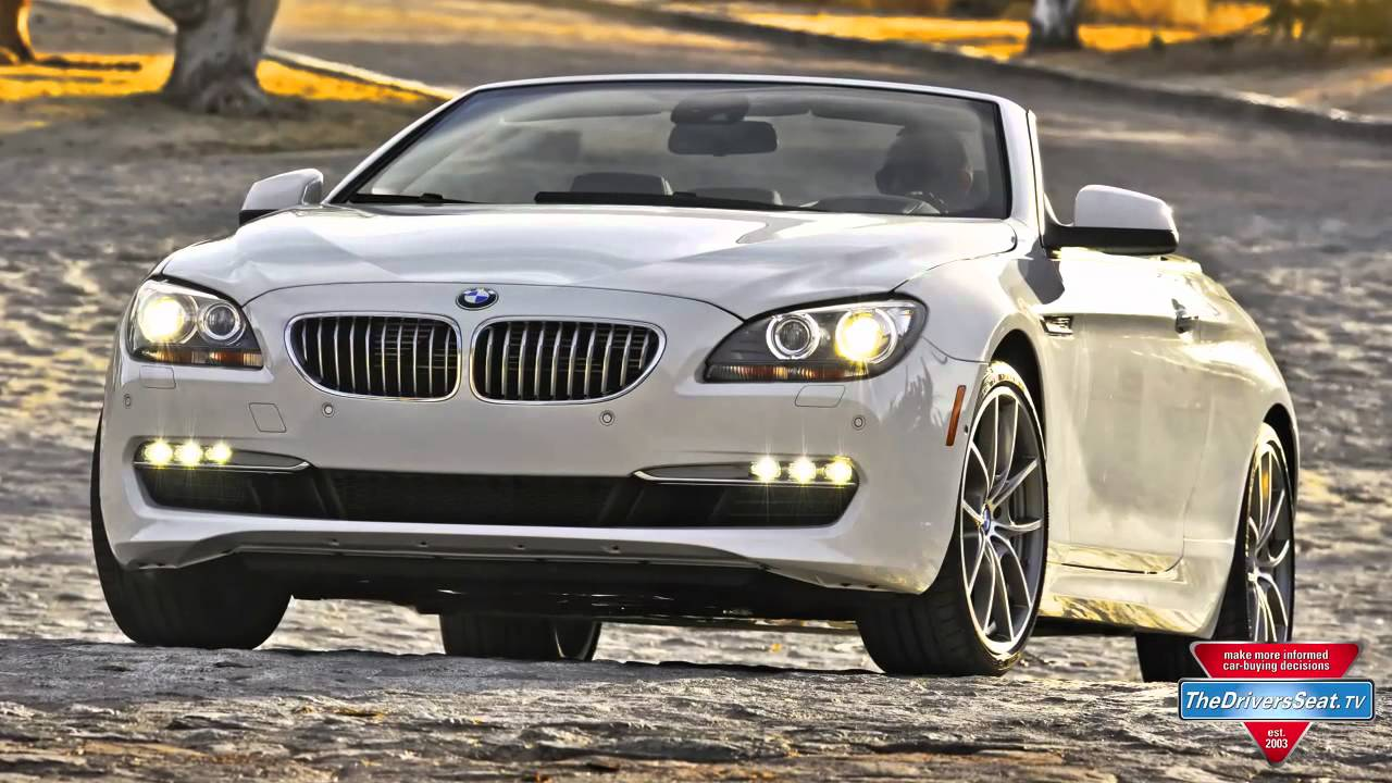 2012 bmw 650i convertible review youtube. Black Bedroom Furniture Sets. Home Design Ideas