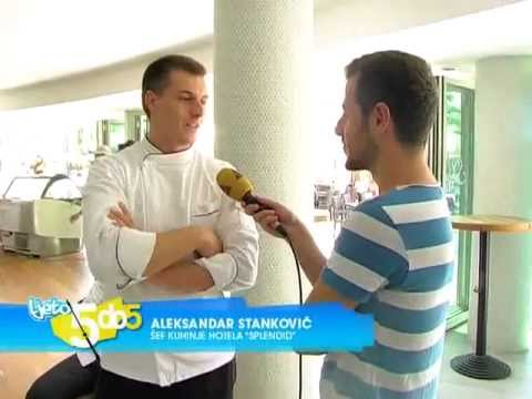 COOKING SHOW IN SPLENDID - CULINARY OLYMPICS