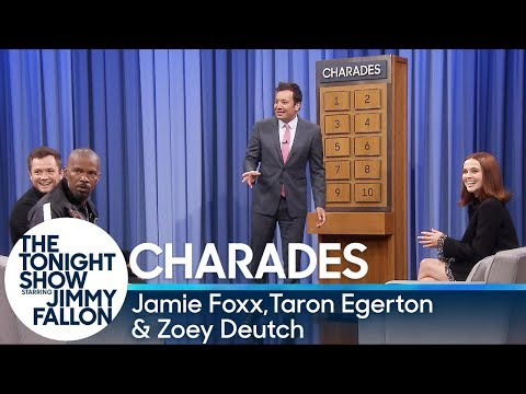 Jamie foxx jimmy fallon unsexy words