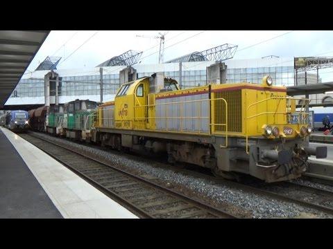 Fret, TTX, HLP & Divers - Ligne Paris-Brest, 29/01/2016