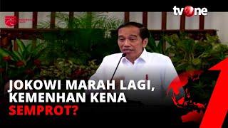 Jokowi Marah Lagi, Presiden Panggil Menteri Dengan Anggaran Besar | Tvone