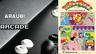Pipi & Bibis (Toaplan, 1991) Arcade [004] Walkthrough Comentado