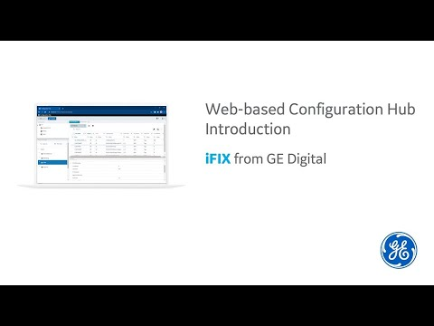 Web-based Configuration Hub