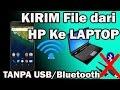 Cara Kirim File,Foto, Musik, Video dari HP ke Laptop/Komputer dengan Share it