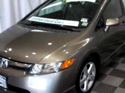 Superb 2008 Honda Civic Dch Academy Honda Old Bridge, NJ 08857
