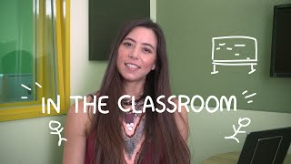 Weekly German Words with Alisa - In the Classroom