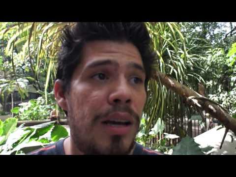 Samuel Pavón, organizador del Flisol en el Teatro Teresa Carreño, sobre Ararauna Linux