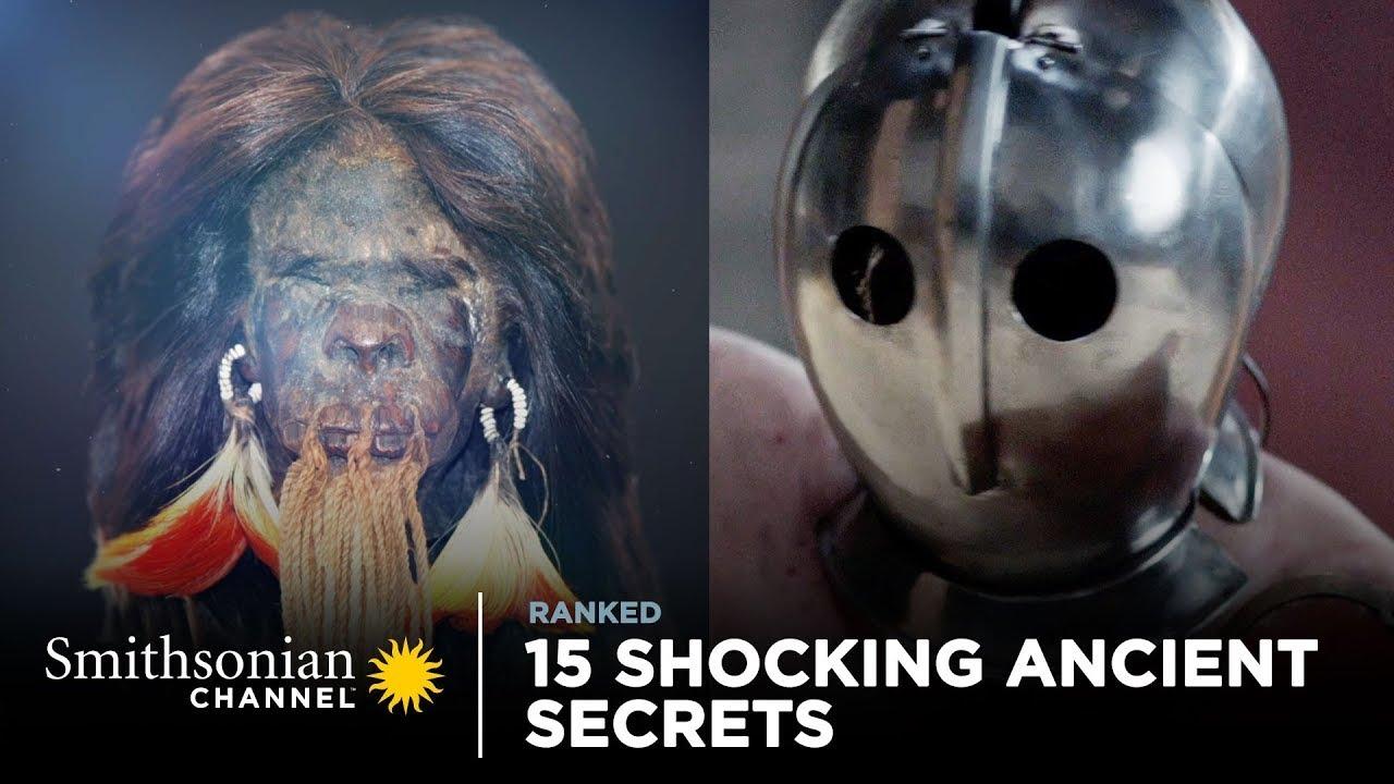 Download 15 Shocking Ancient Secrets | Smithsonian Channel