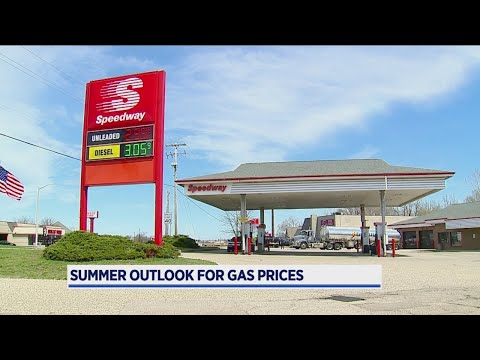 Summer outlook for gas prices