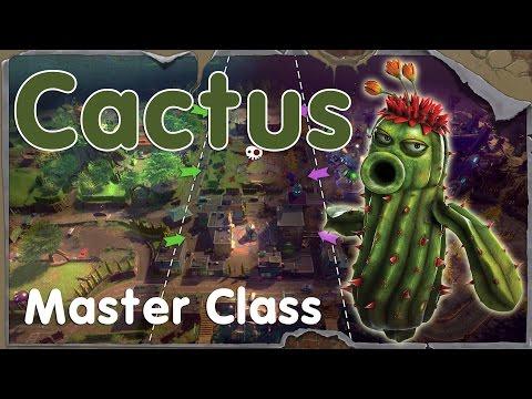 Plants Vs Zombies: Garden Warfare 2 - Cactus