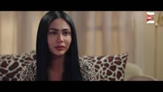 مسلسل أرض جو - عندما يبكي البلطجي .. دموع