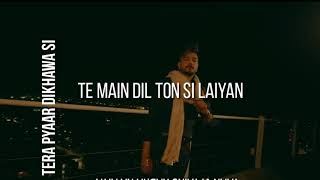 Its ok chal koi na || Pavi ghuman || Lyrical videos by KALPIK EDITS