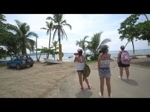 PUERTO ViEJO coolest BEACH TOWN in COSTA RICA