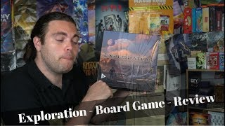 Exploration - Kickstarter - Board Game Review