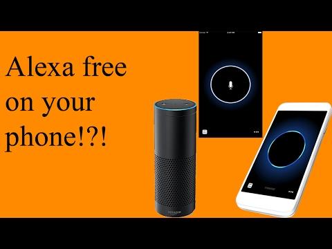 Amazon Alexa on your phone!?!