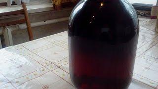 видео компот из черники
