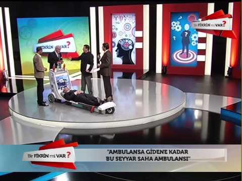 Futbol Maçları İçin Seyyar Saha Ambulansı - Bir FİKRİN Mi VAR