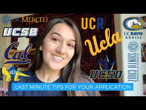 How To Make Your UC App Stand Out As A Transfer Student