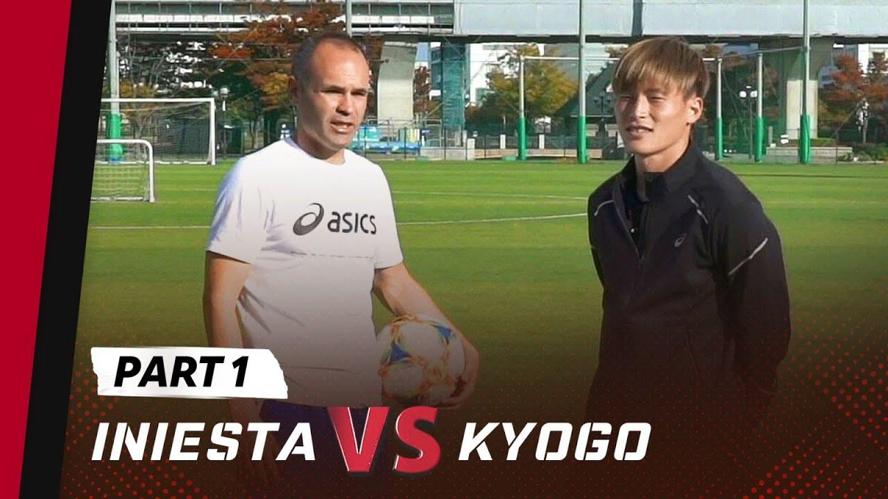 Download Iniesta TV: Iniesta vs. Kyogo Part 1