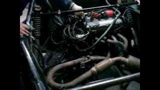 Первый пуск двигателя 1.6