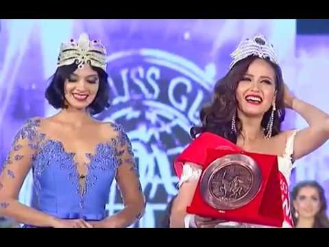 Miss Globe 2017 - CROWNING MOMENT